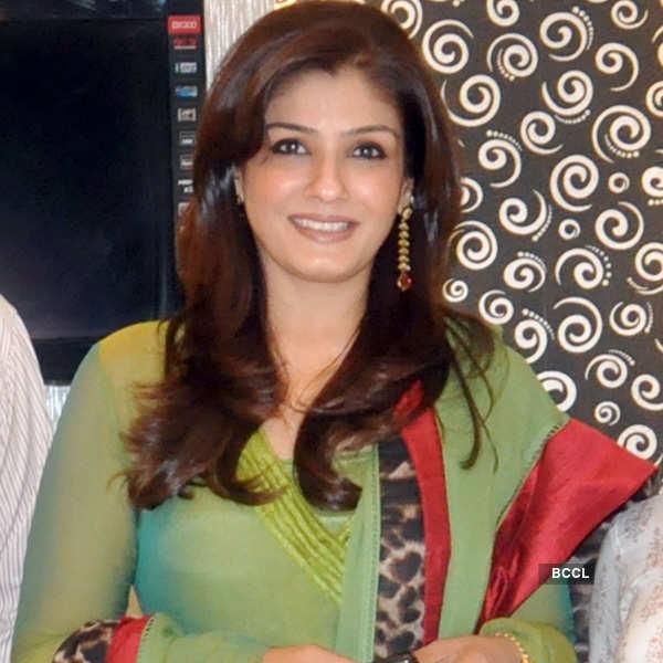 Raveena Tandon @ Store launch