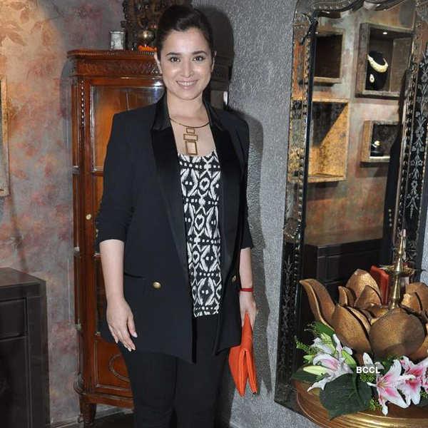 Queenie Singh's store launch