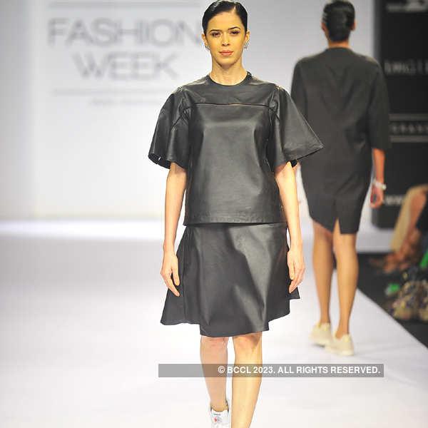 LFW'13: Pranav Mishra & Shyama Shetty
