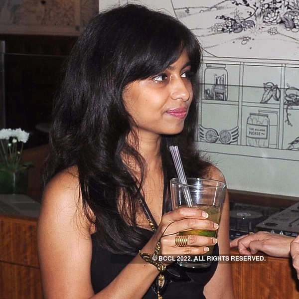 Party @ Smoke House Delhi