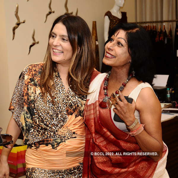 Reynu Taandon's collection preview