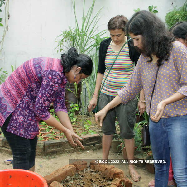 International Kitchen Garden Day celebration