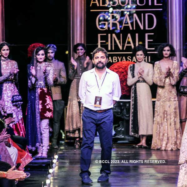 LFW'13: Grand Finale: Sabyasachi