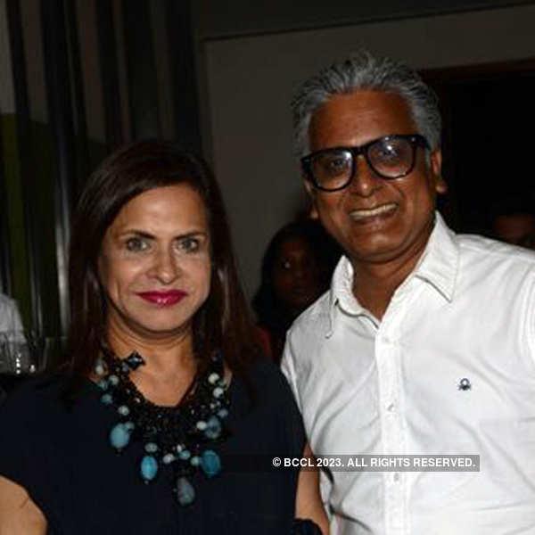 Madhuchanda Majumder's art exhibition
