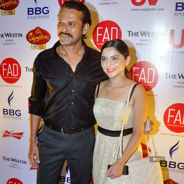 Celebs attend Fashion Theatrical