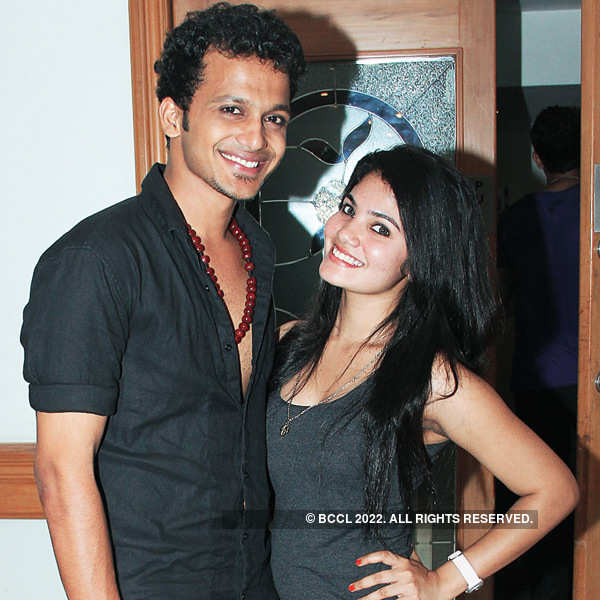 Fun and masti at a weekend party