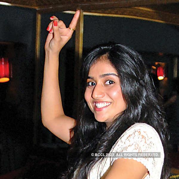Sadhvi's 25th birthday party