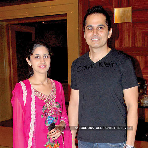 Bhavin Parekh's party for friends
