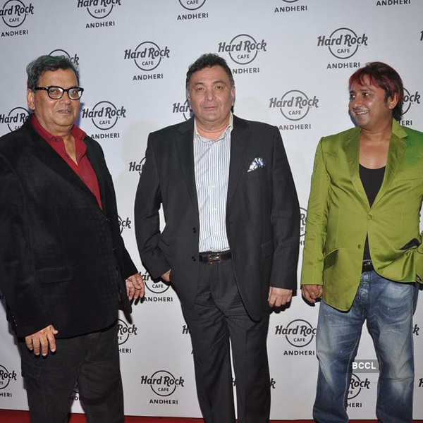 Hard Rock Cafe: Launch Party