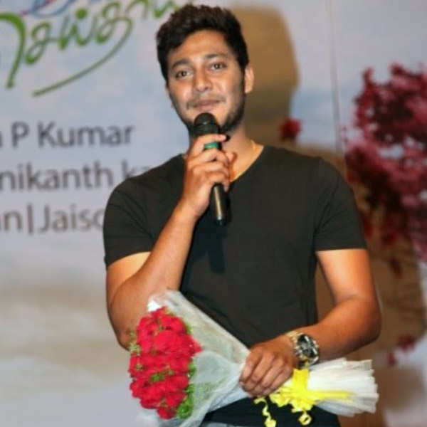 Manathil Mayam Seithai audio launch