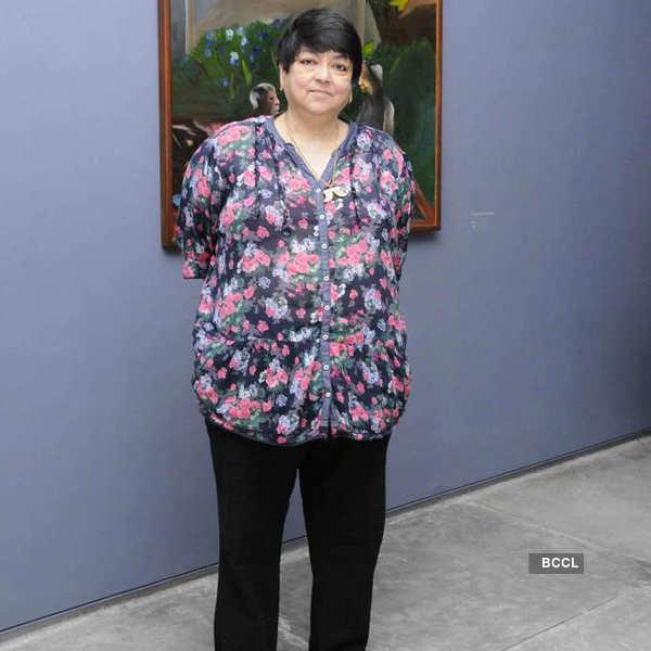 Kiran Rao @ Chemould Art Gallery anniv