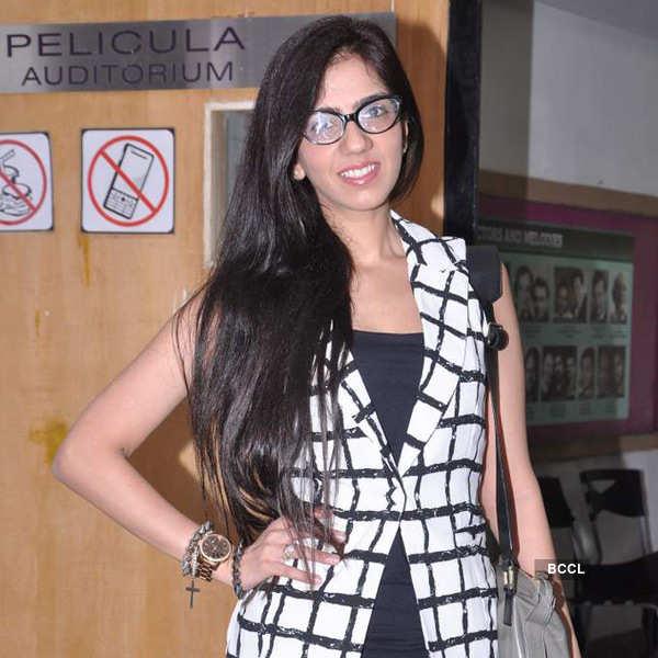 Neeta Lulla at her fashion school