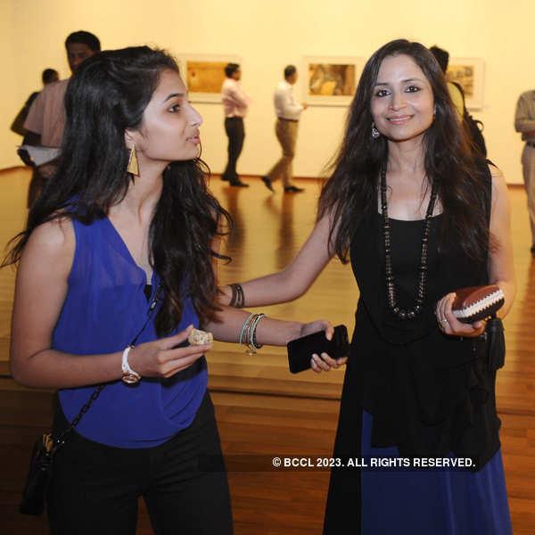 Nikita Jajodia's exhibition