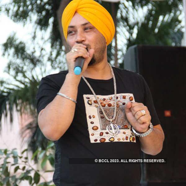 Musical program @ Tihar Jail