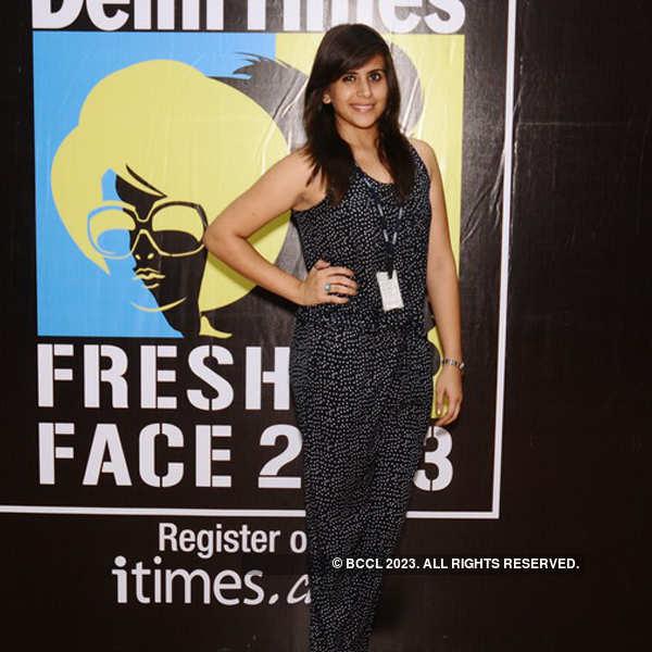 Fresh Face auditions @ Amity University