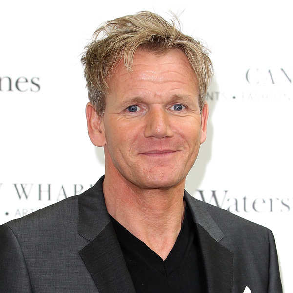 Gordon James Ramsay