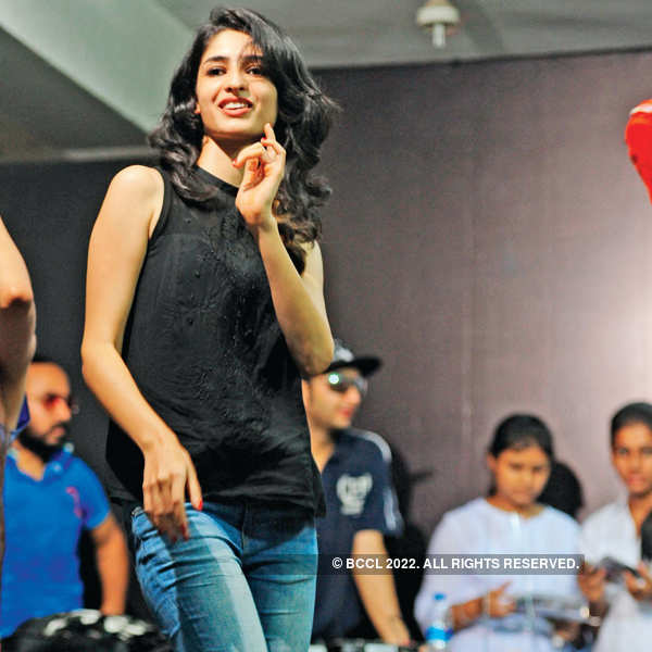 Fresh Face auditions @ Maitreyi College