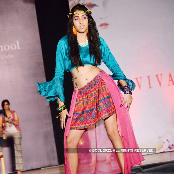 Fashion show @ Modern School