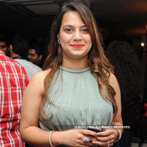 Suniel @ Bonne Bouche launch party