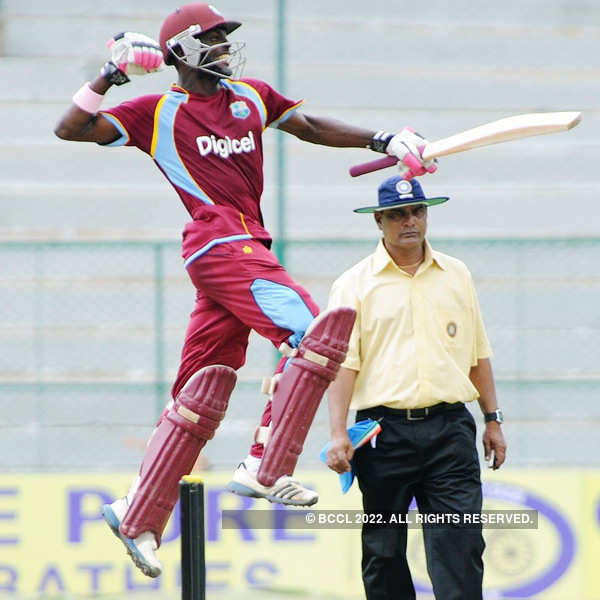 West Indies A level series 1-1