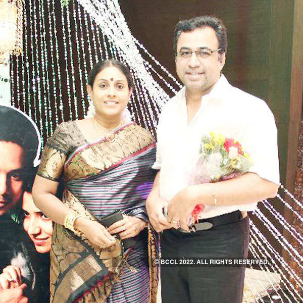 Bharath & Jeshly's reception
