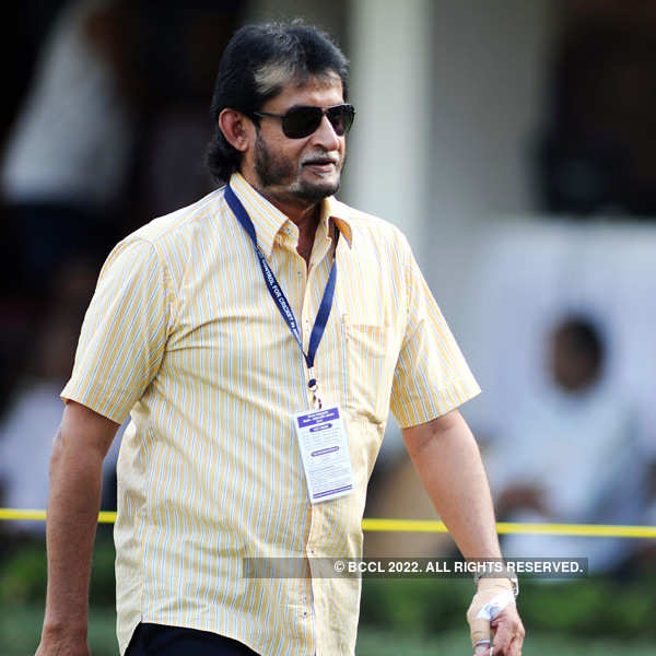 Have not discussed with Sachin about his future: Patil