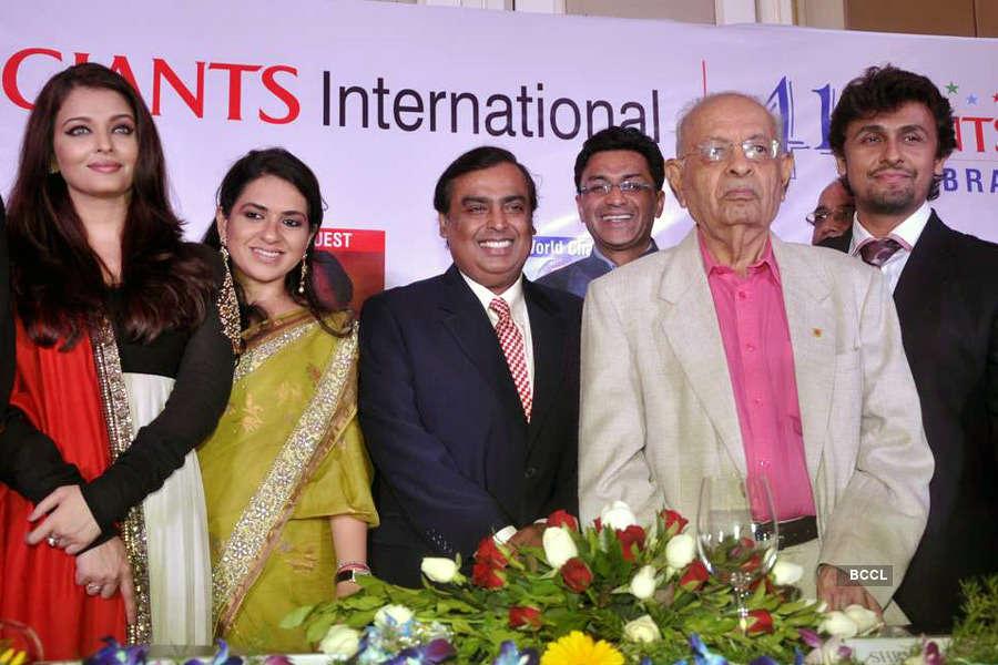 Giants International Awards