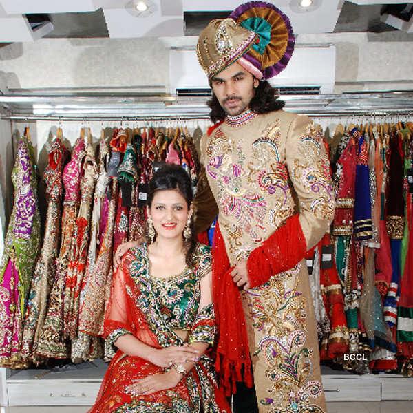Bharat, Reshma Grover's store launch