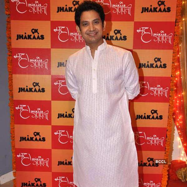 Celebs @ Maha Ganpati Utsav