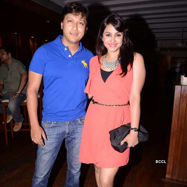 TV actress Munisha Khatwani's b'day party