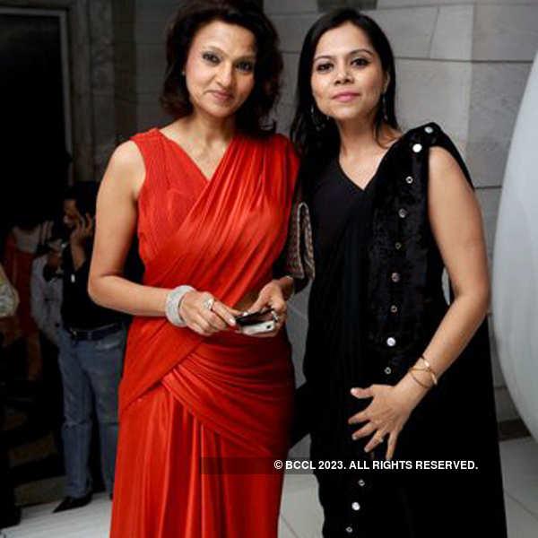 Niki Mahajan's couture show