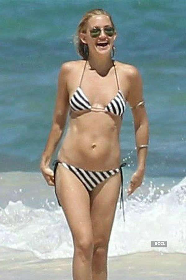 Drew barrymore in a bikini