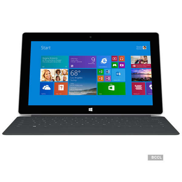 Microsoft unveils new Surface tablets
