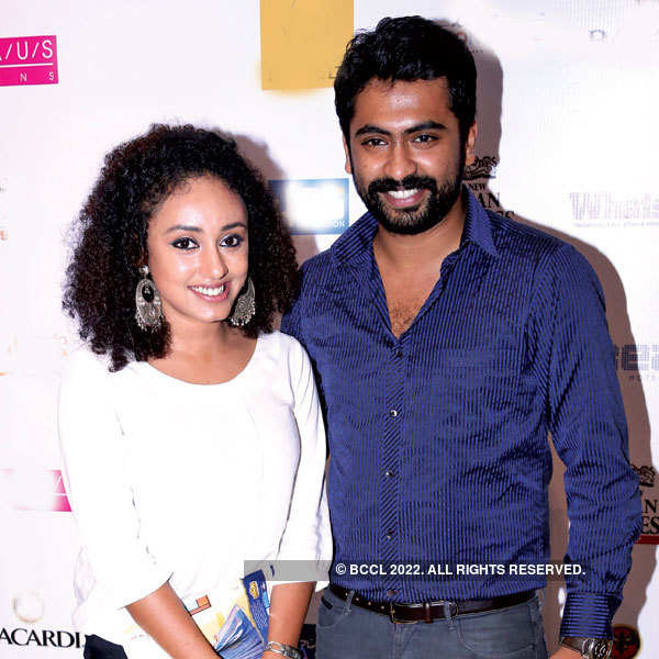 Mollywood celebs at a glam event