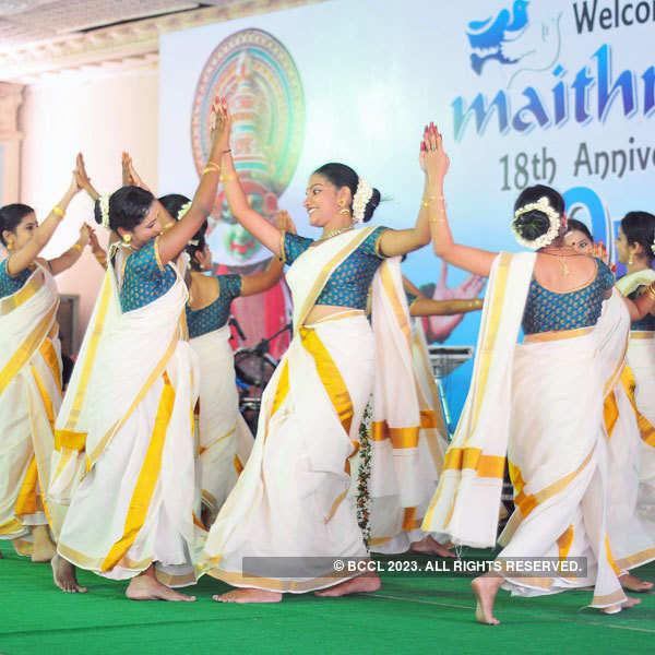 Onam Celebrations at Jayalakshmi Gardens