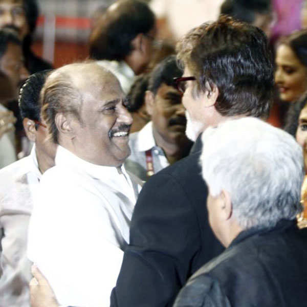 100 Yrs of Cinema: Legends felicitated