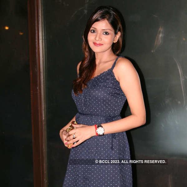 Pre-release party of Chandan Roy Sanyal's film