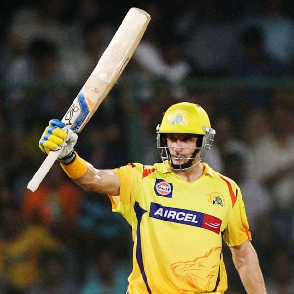 Meiyappan controlled CSK: Mike Hussey