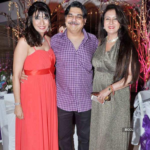 Rishma Pai's b'day party