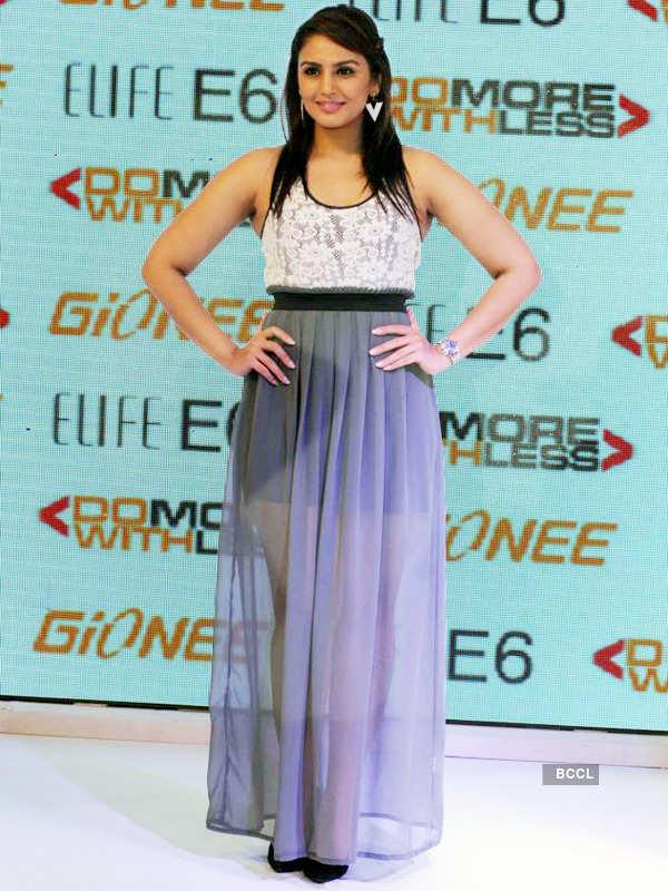 Huma unveils Gionee Elife E6