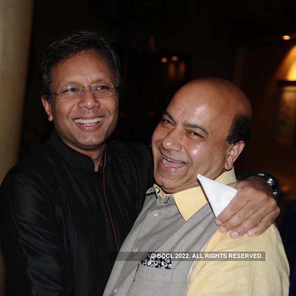 Irrfan @ Pari & Rajinder Bagga's party