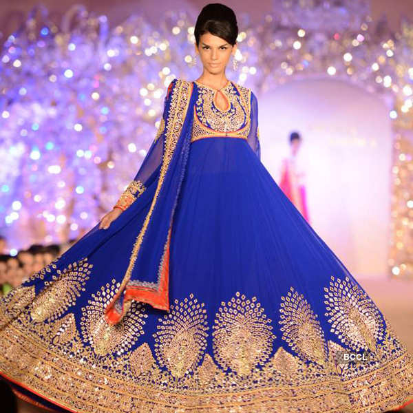Abu-Sandeep's Golden Peacock show