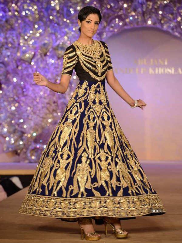 Abu-Sandeep's Golden Peacock show