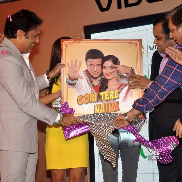 Govinda's album launch