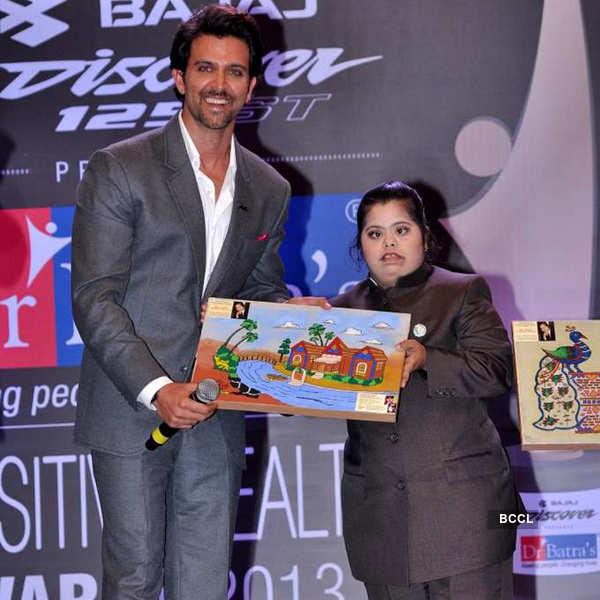 Positive Health Awards '13
