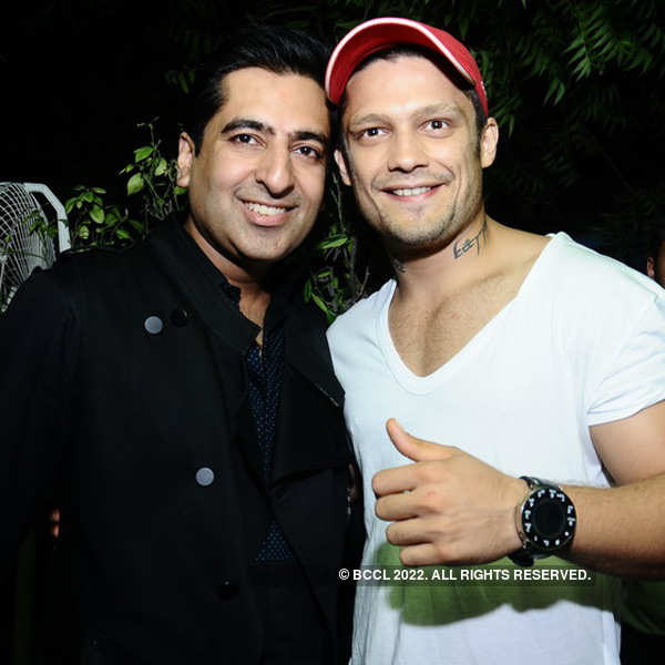 WIFW Spring/Summer 2014 opening party