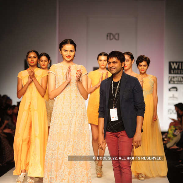 WIFW '13: Day 2: Manish Gupta