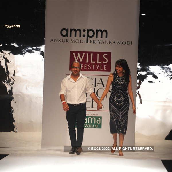 WIFW '13: Day 2: Ankur and Priyanka Modi