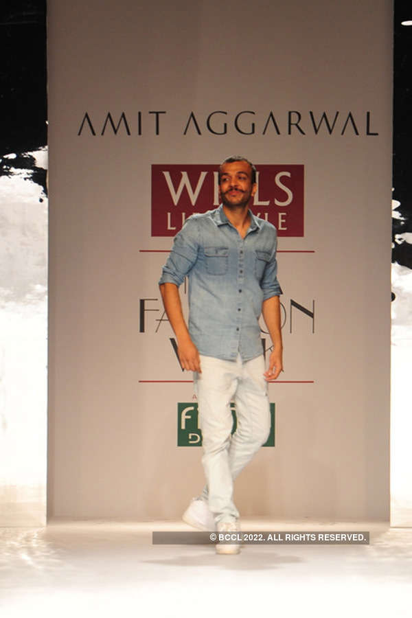 WIFW '13: Day 2: Amit Aggarwal