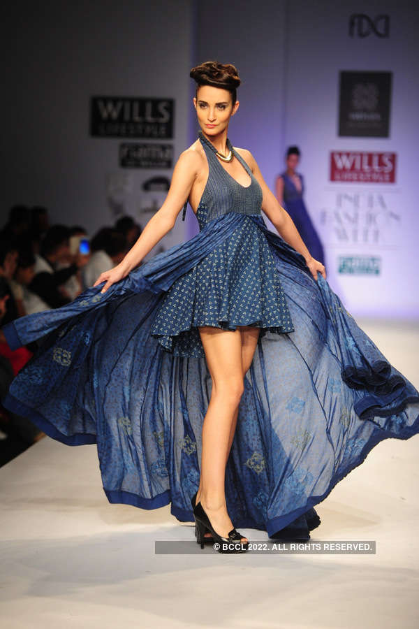 WIFW '13: Day 5: Ashish Viral and Vikrant
